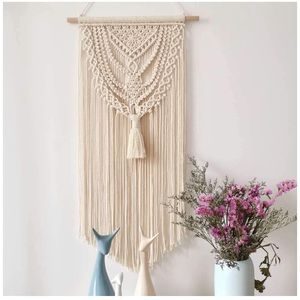 Other - Macrame Wall Hanging Tapestry Boho